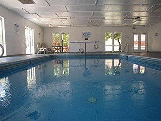 Indoor Pool -HEATED and open YEAR ROUND